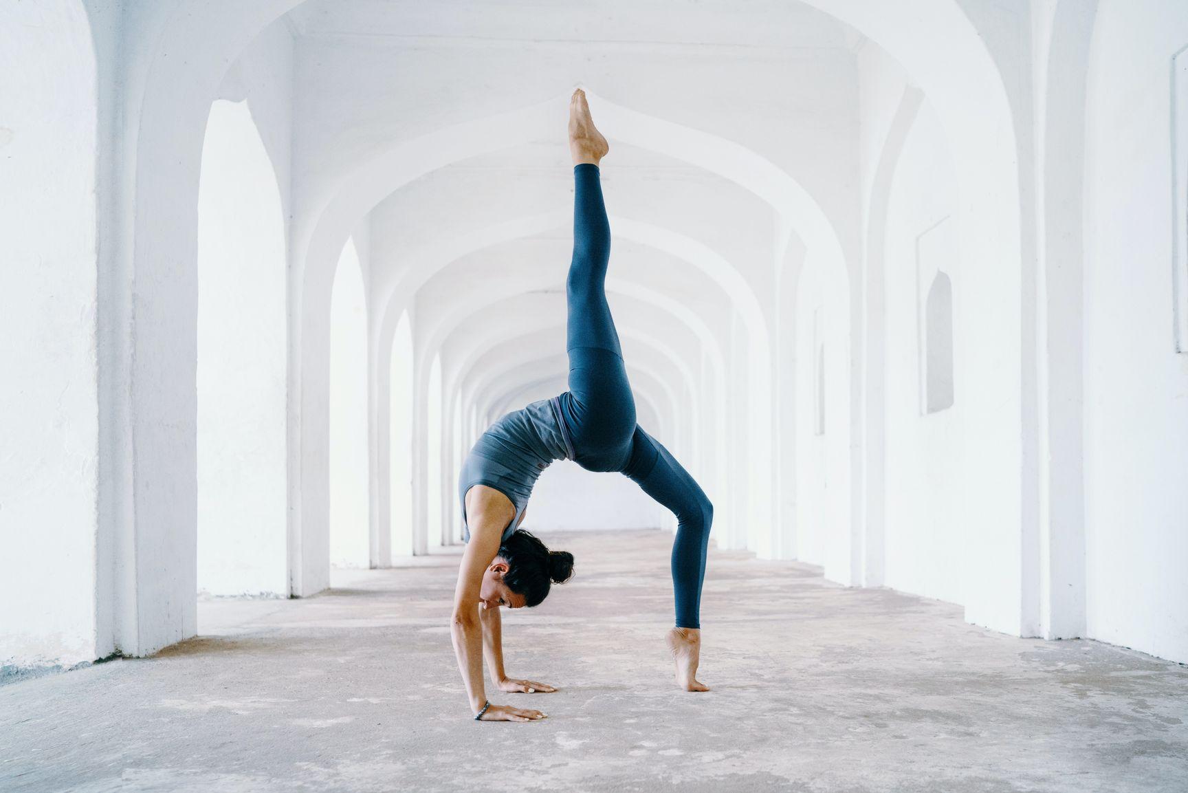 Web Design for Yoga Studio